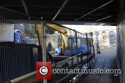 Kentish Town Lock and Camden Lock 2