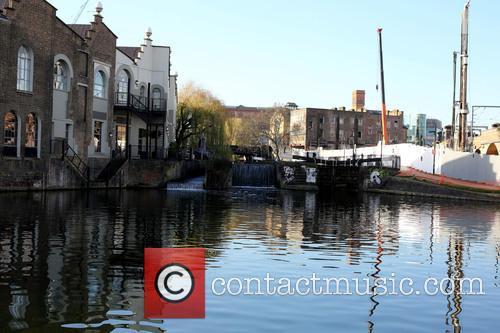 Kentish Town Lock and Camden Lock 3