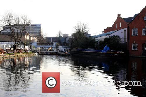 Kentish Town Lock and Camden Lock 5