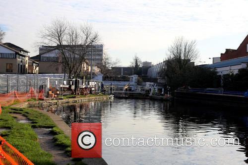 Kentish Town Lock and Camden Lock 7