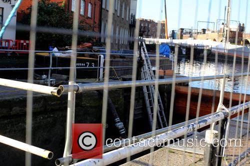 Kentish Town Lock and Camden Lock 11