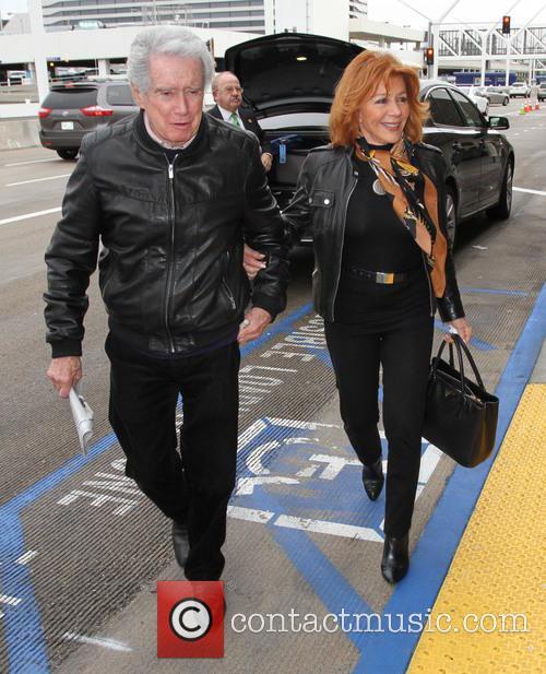 Regis Philbin and Joy Philbin 2