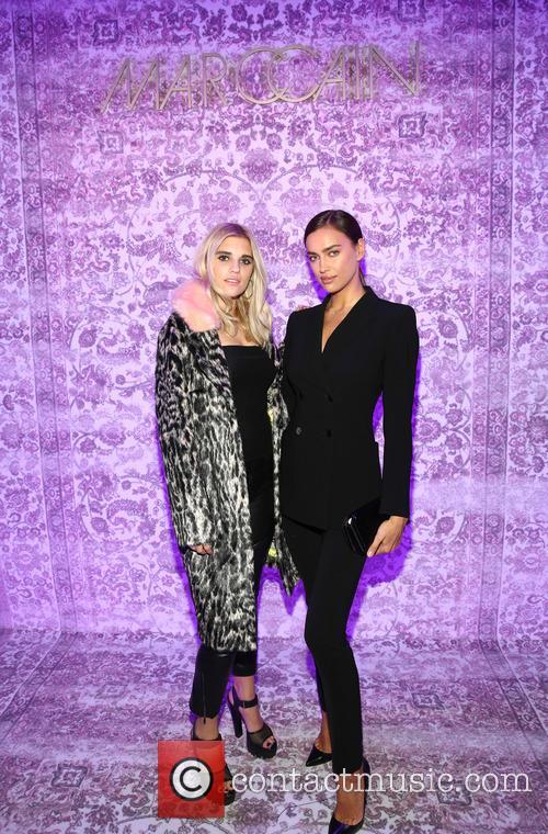 Tigerlily Taylor and Irina Shayk 5