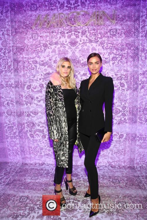 Tigerlily Taylor and Irina Shayk 6