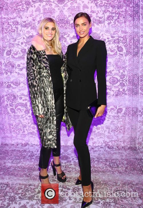 Tigerlily Taylor and Irina Shayk 7