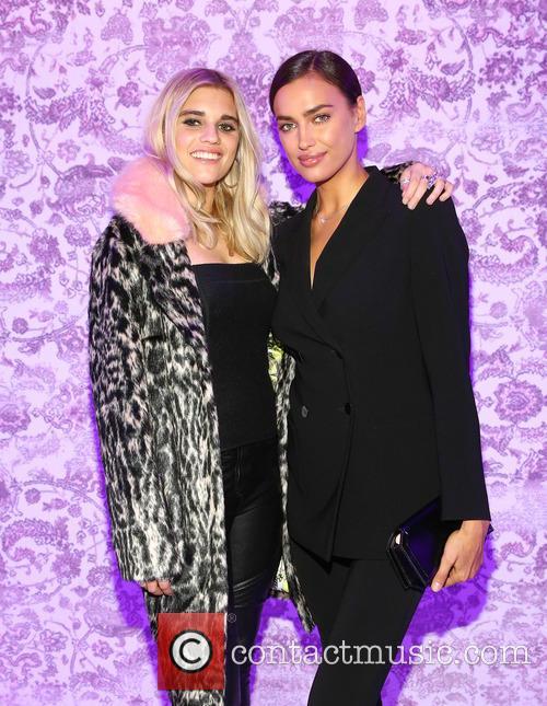 Tigerlily Taylor and Irina Shayk 8
