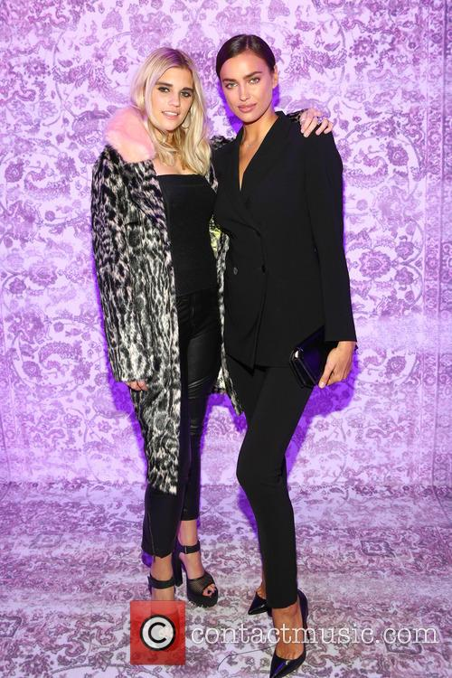 Tigerlily Taylor and Irina Shayk 9