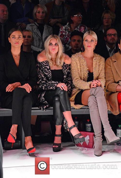 Irina Shayk, Tigerlily Taylor and Lena Gercke 1