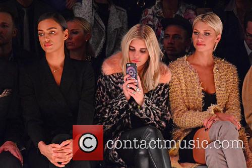 Irina Shayk, Tigerlily Taylor and Lena Gercke 3