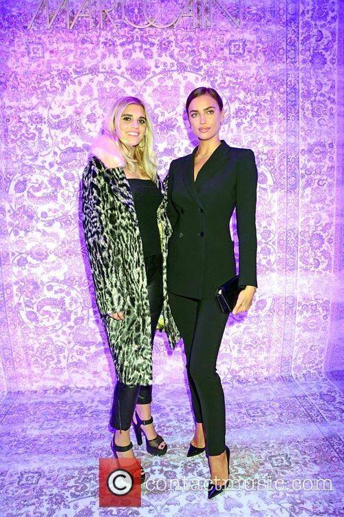 Tigerlily Taylor and Irina Shayk 1