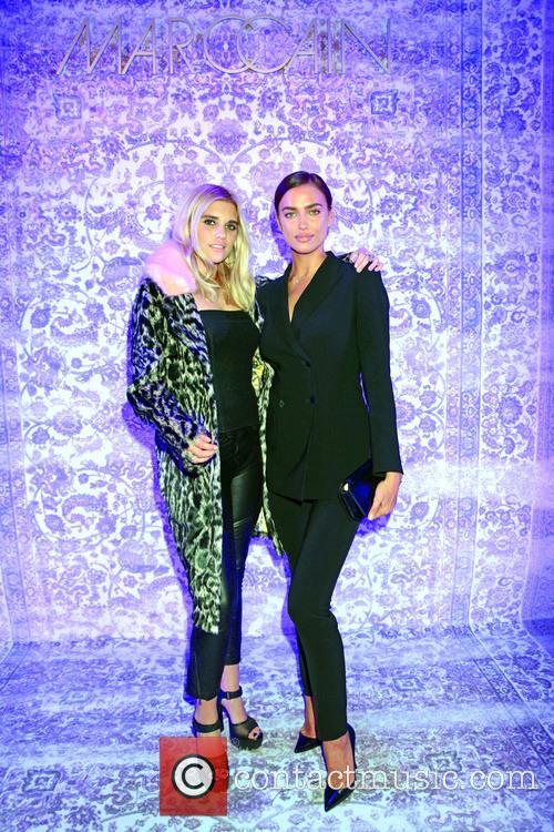 Tigerlily Taylor and Irina Shayk 2