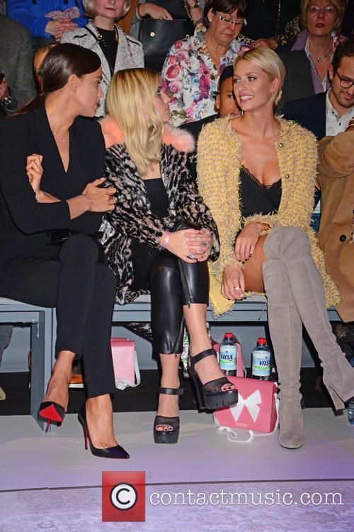 Irina Shayk, Tigerlily Taylor and Lena Gercke 11