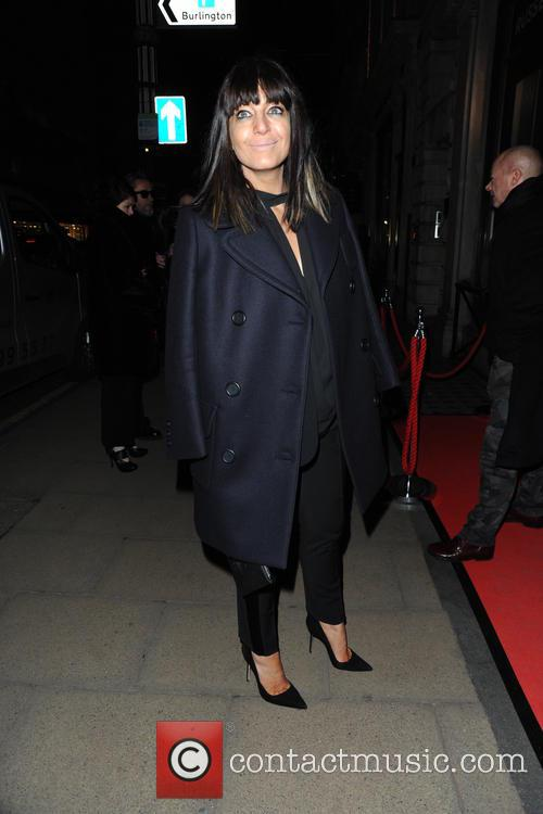 Claudia Winkleman and Russell Young 3