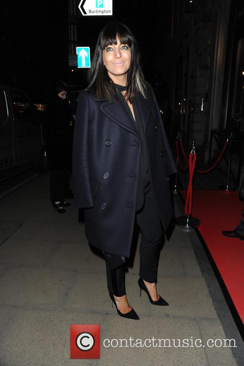 Claudia Winkleman and Russell Young 4