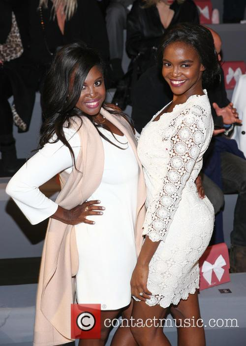 Motsi Mabuse and Otlile Mabuse
