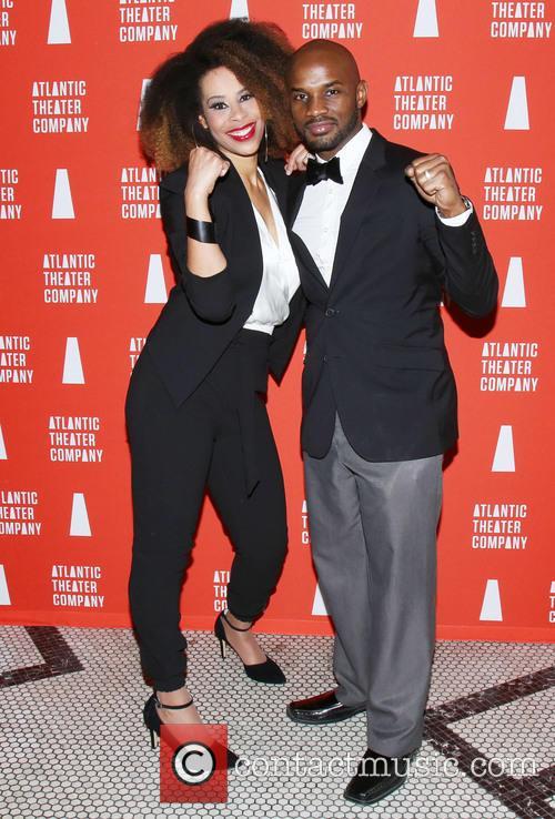 """Dominique Morisseau and Jimmy """"j. Keys"""" Keys 5"""