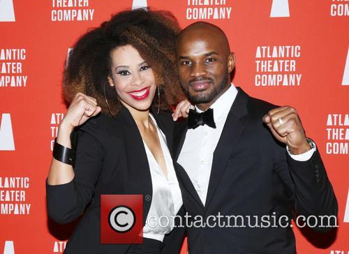 """Dominique Morisseau and Jimmy """"j. Keys"""" Keys 6"""