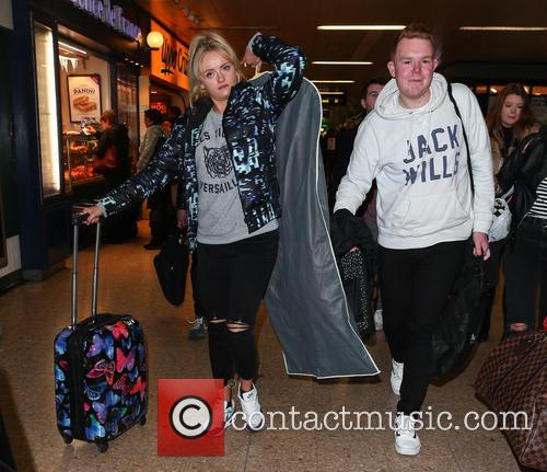 Coronation Street, Katie Mcglynn and Colton Smith 10