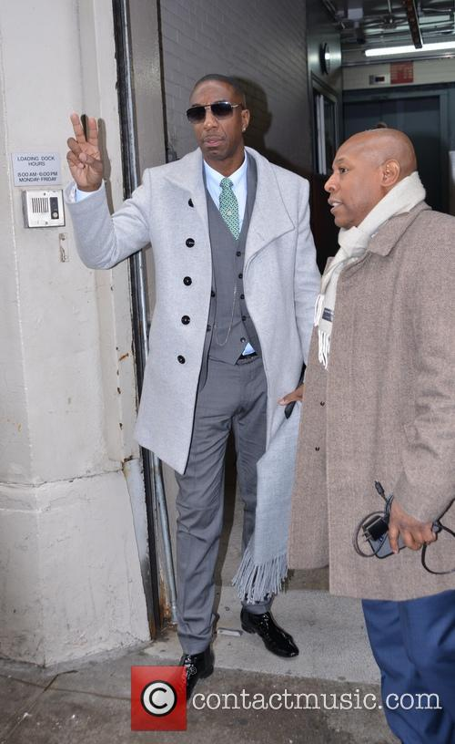 J. B. Smoove at The Huffington Post