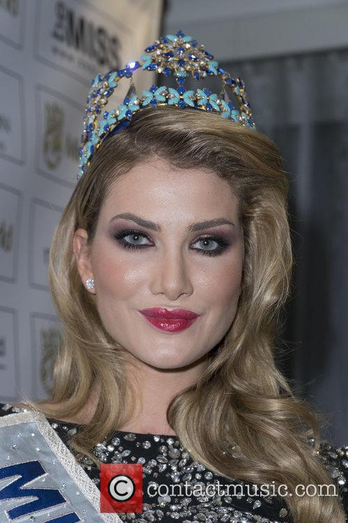 Miss World 2015, Mireia Lalaguna