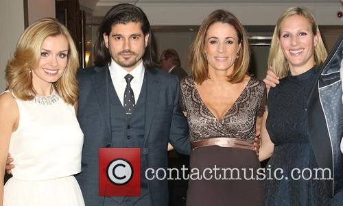 Katherine Jenkins, Natalie Pinkham and Zara Phillips 4