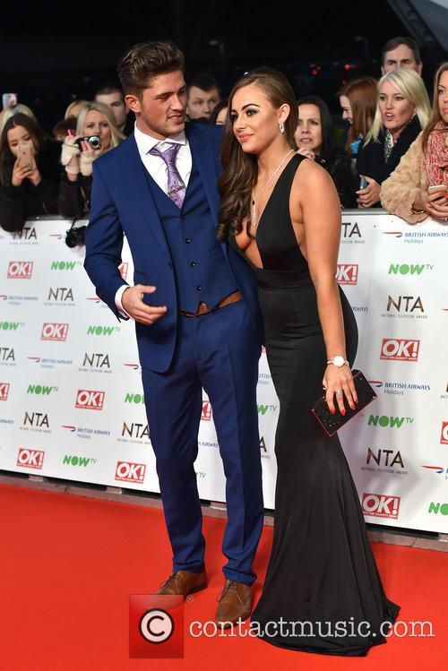 Ashleigh Defty and Jordan Davies 1