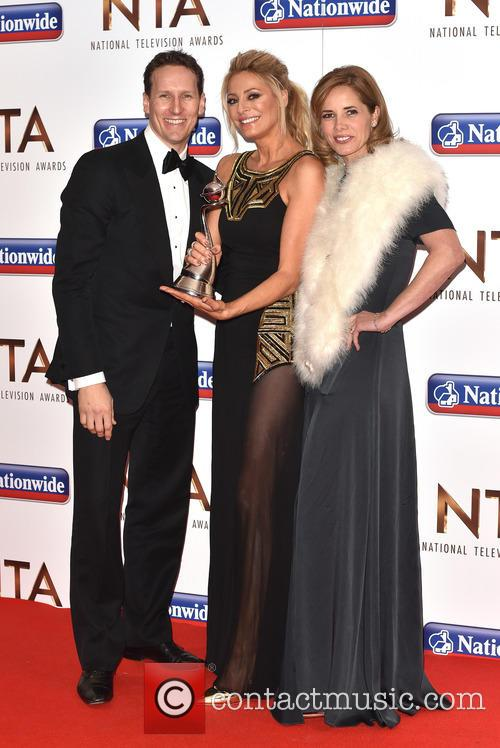 Tess Daly, Brendan Cole and Darcy Bussell 2