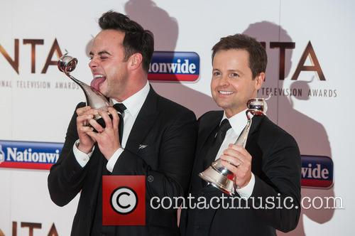 Declan Donnelly and Anthony Mcpartlin 1
