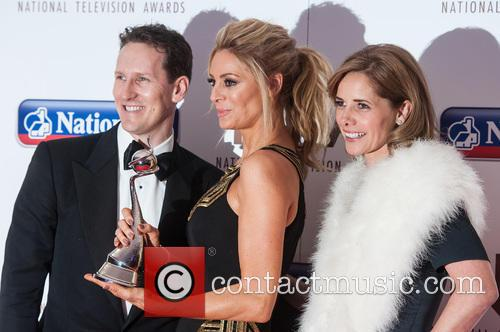 Brendan Cole, Tess Daly and Darcy Bussell 1