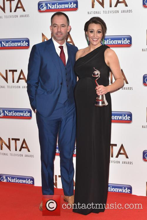 Suranne Jones and Laurence Akers 5
