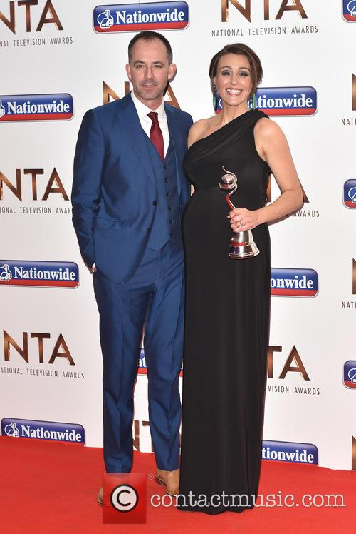 Suranne Jones and Laurence Akers 6