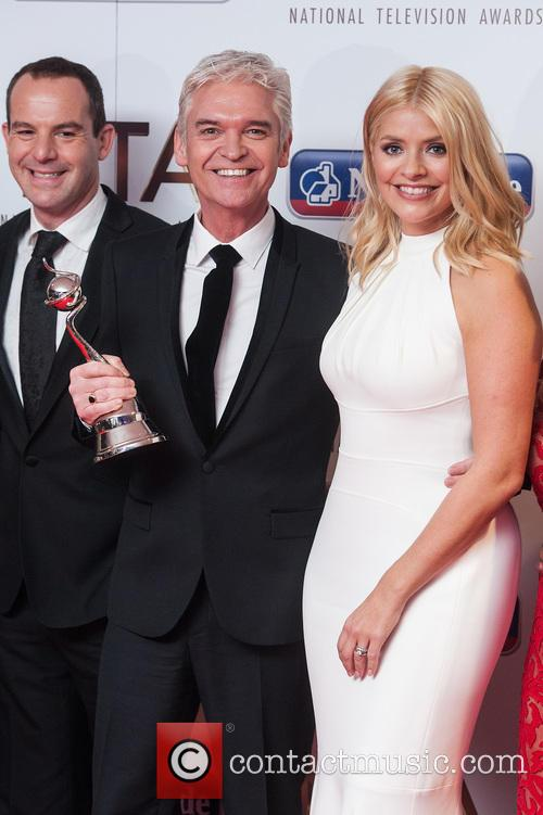Holly Willoughby and Philip Schofield 1