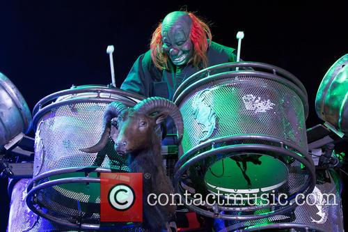 Slipknot and Michael Shawn 4