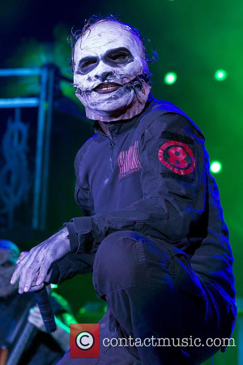 Slipknot and Corey Taylor 5