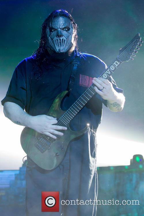 Slipknot and Mick Thomson 6