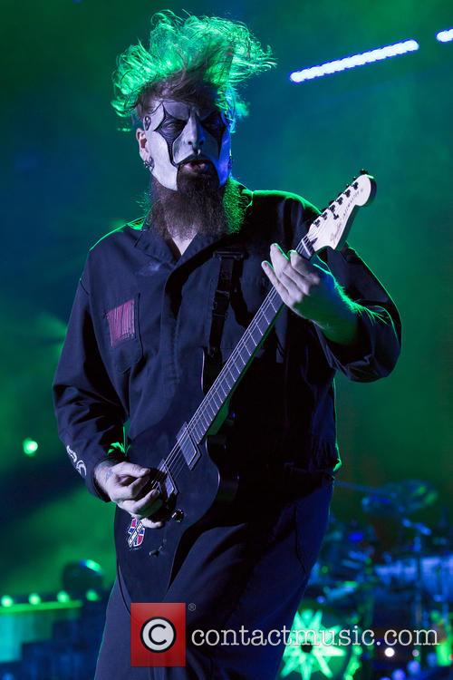 Slipknot and James Root 7