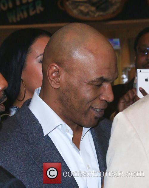 Mike Tyson 7