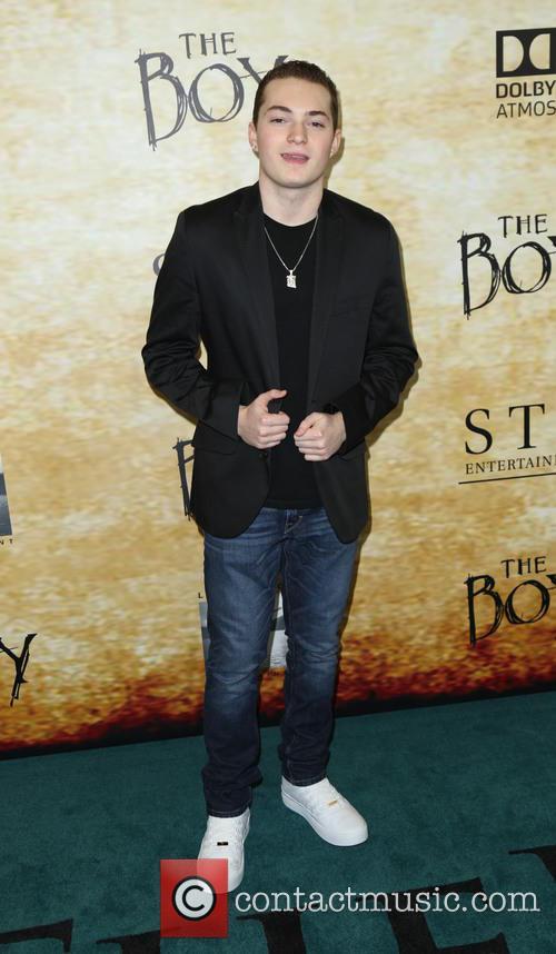 Premiere of STX Entertainment's 'The Boy' - Arrivals