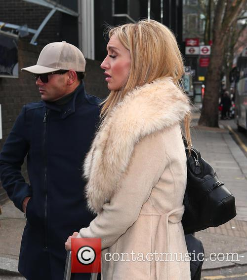 Catherine Tyldesley and Ryan Thomas 3