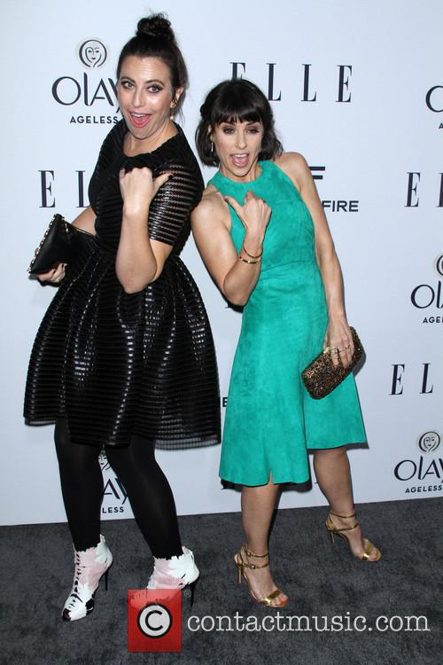 Sarah Gertrude Shapiro and Constance Zimmer 3