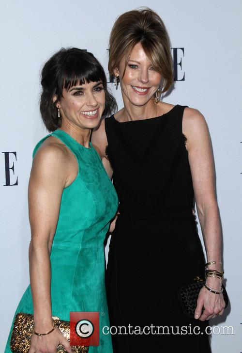Constance Zimmer, Elle, Editor In Chief and Robbie Myers 11