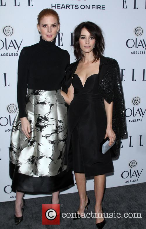 Sara Raftery and Abigail Spencer 11