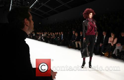 Guido Maria Kretschmer Berlin Fashion Week Berlin Fall/Winter...