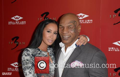 Lakiha Spicer and Mike Tyson 3