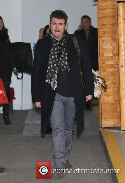 Shane Richie and Jessie Wallace 1