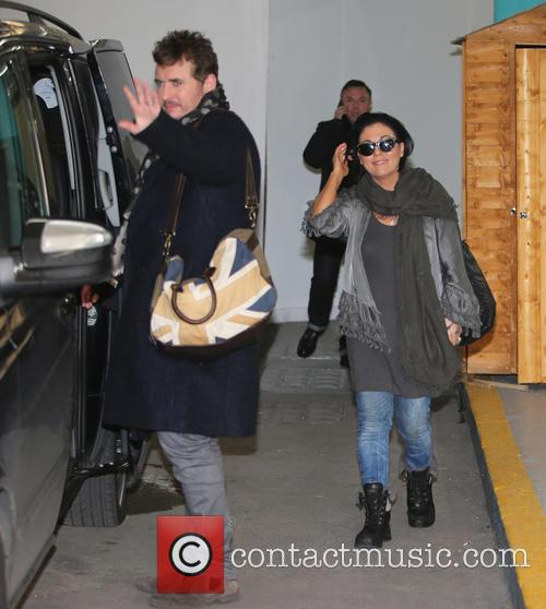 Shane Richie and Jessie Wallace 6