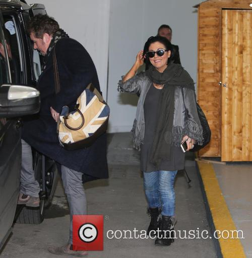 Shane Richie and Jessie Wallace 9