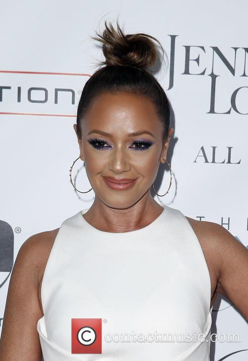 Jennifer Lopez and Leah Rimini 5