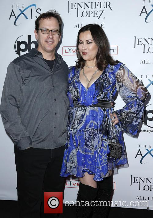 Phil Laak and Jennifer Tilly 3