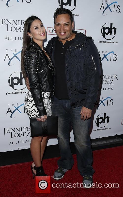 Jennifer Lopez and Taryll Jackson 8